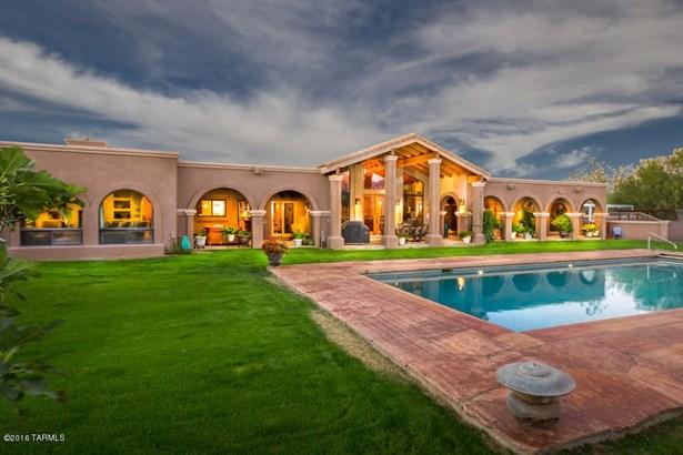 13000 N Lindbergh Drive, Oro Valley, AZ - USA (photo 1)