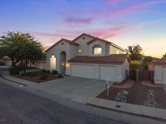 1854 N Marble Ridge Place, Tucson, AZ - USA (photo 1)