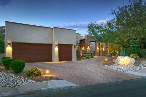 7211 E Desert Moon Loop, Tucson, AZ - USA (photo 1)