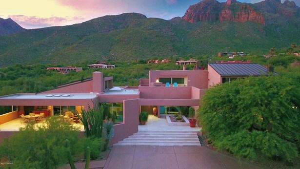 7300 N Sunset Canyon Drive, Tucson, AZ - USA (photo 1)
