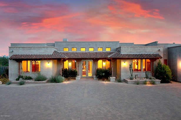 13909 N Copper Sunset Drive, Marana, AZ - USA (photo 1)