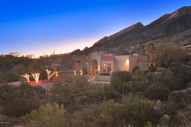 6101 E Finisterra, Tucson, AZ - USA (photo 1)