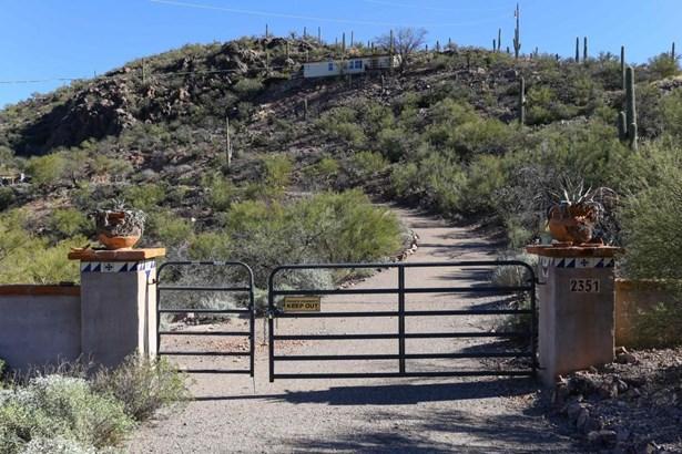 2351 W Saenz Drive, Tucson, AZ - USA (photo 1)