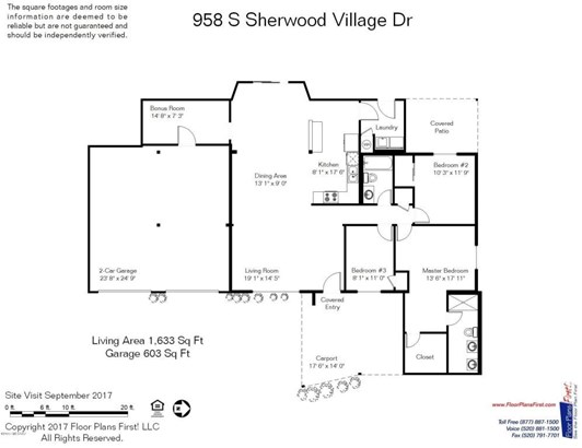 958 S Sherwood Village Drive, Tucson, AZ - USA (photo 1)