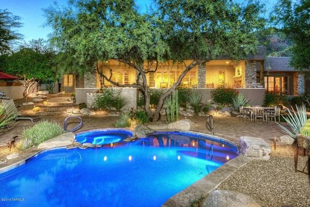 7390 N Cobblestone Road, Tucson, AZ - USA (photo 1)