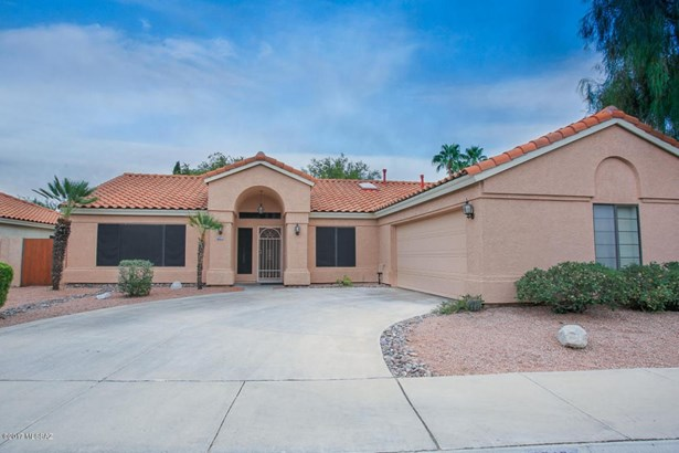 7246 E Shoreline Drive, Tucson, AZ - USA (photo 1)
