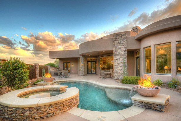 4670 W Long Ridge Place, Marana, AZ - USA (photo 1)
