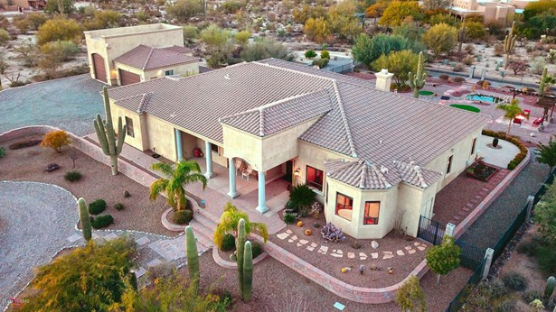 10235 N Blue Bonnet, Tucson, AZ - USA (photo 1)