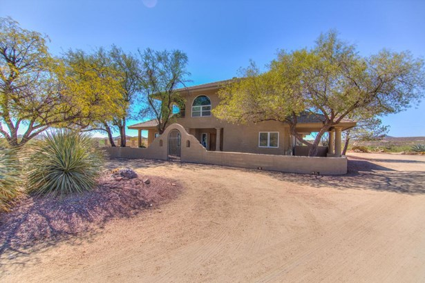 42244 N Spur Road Cross, Cave Creek, AZ - USA (photo 1)