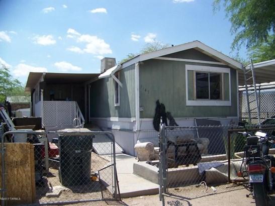 4745 N Pomona Avenue, Tucson, AZ - USA (photo 1)