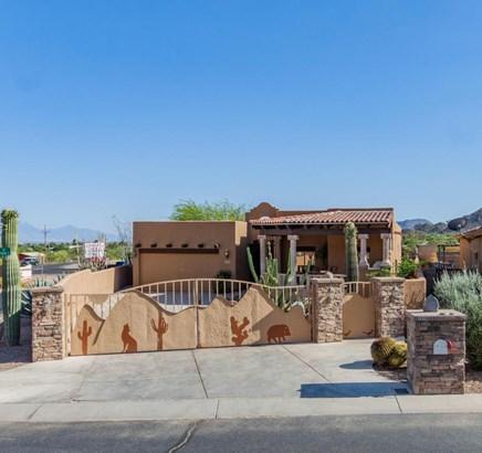 2929 W Mountain Dew Street, Tucson, AZ - USA (photo 1)