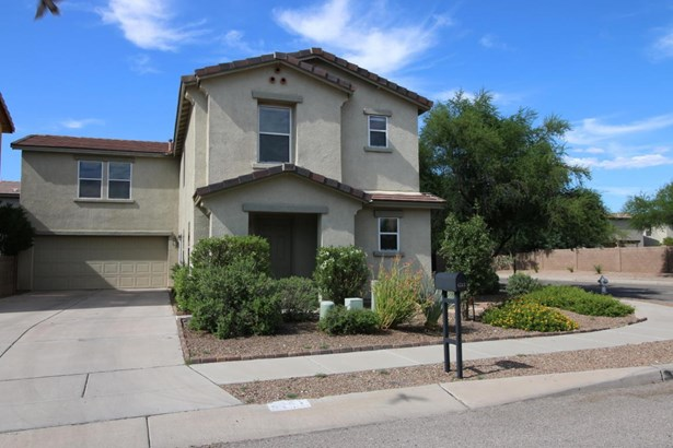 4241 E Babbling Brook Drive, Tucson, AZ - USA (photo 1)