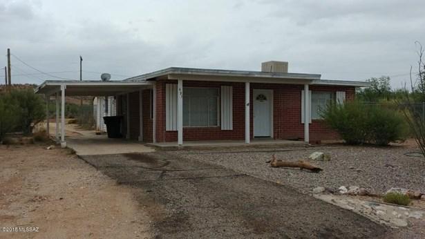 491 W Duane Street, Benson, AZ - USA (photo 1)