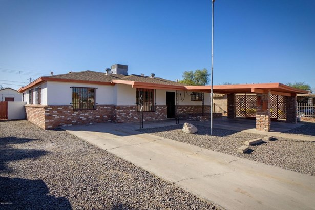 901 W Mossman Street, Tucson, AZ - USA (photo 1)