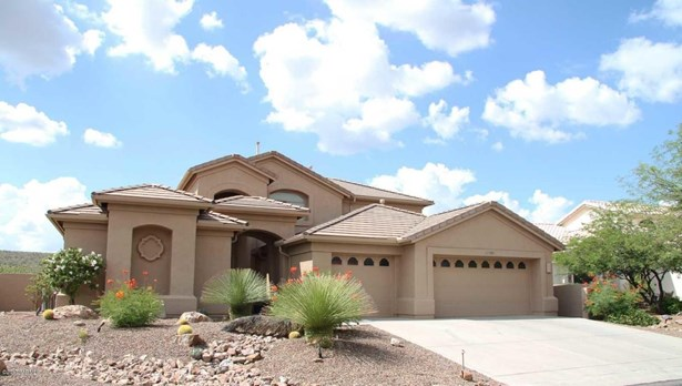 65200 E Rocky Mesa Drive, Saddlebrooke, AZ - USA (photo 1)