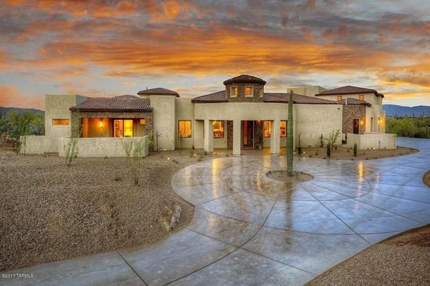 6450 N Broom Tail Drive, Tucson, AZ - USA (photo 1)
