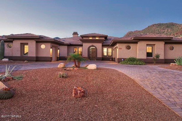 5748 W Silent Wash Place, Marana, AZ - USA (photo 1)