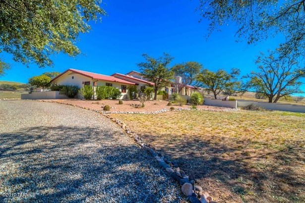 13055 E Singing Valley Road, Sonoita, AZ - USA (photo 1)