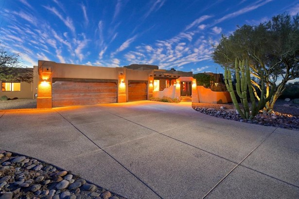 2089 N Whispering Bells Drive, Tucson, AZ - USA (photo 1)