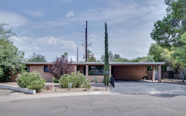 6880 E Hawthorne Circle, Tucson, AZ - USA (photo 1)