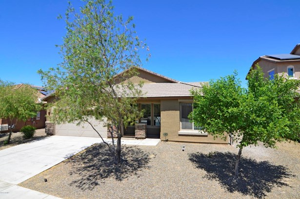 12576 N Green Oak Drive, Marana, AZ - USA (photo 1)