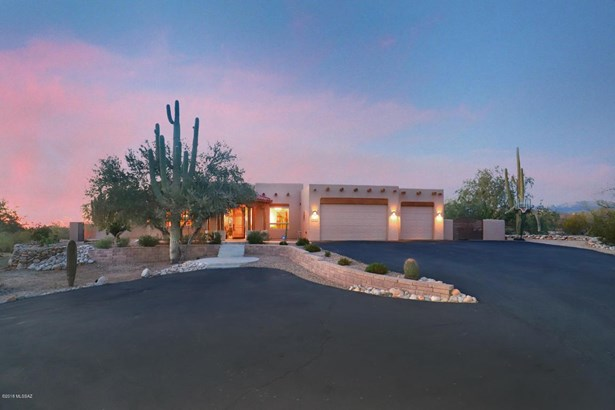 4530 W Corte Sombra Del Tecolote, Tucson, AZ - USA (photo 1)