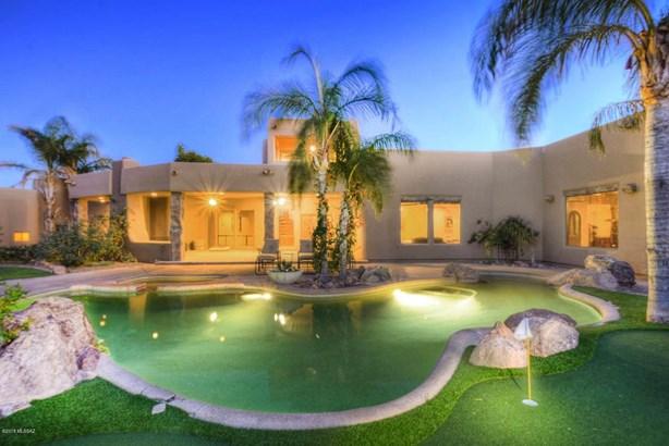 5579 N Park Ridge Place, Tucson, AZ - USA (photo 1)
