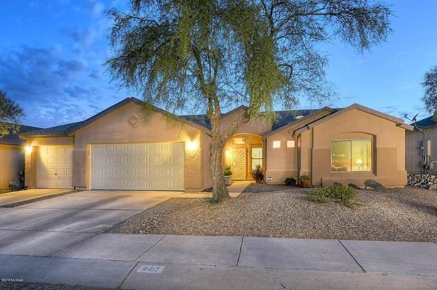 4417 W Gatekeeper Drive, Tucson, AZ - USA (photo 1)