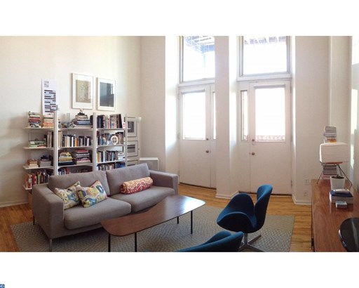 Condo,LoRise1-4st,Unit/Flat, Contemporary,Open Loft - PHILADELPHIA, PA (photo 2)