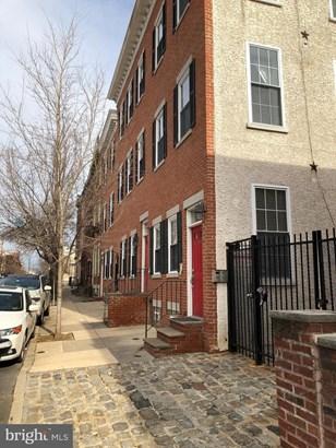 Row/Townhouse, Contemporary,Colonial - PHILADELPHIA, PA