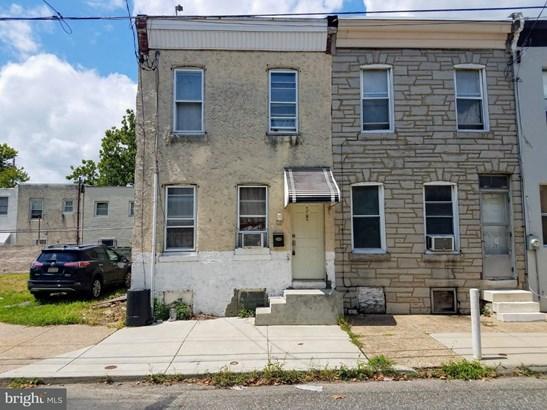 Row/Townhouse, Contemporary - PHILADELPHIA, PA