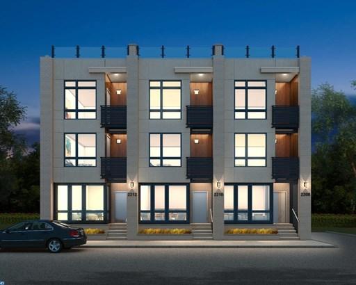3+Story,Row/Townhous, Contemporary - PHILADELPHIA, PA (photo 1)