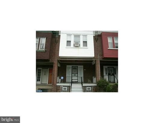 Row/Townhouse, Straight Thru - PHILADELPHIA, PA (photo 1)