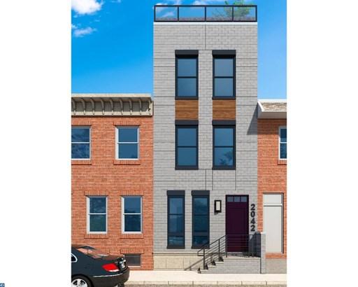 3+Story,Row/Townhous, Contemporary,SingleWide - PHILADELPHIA, PA (photo 1)