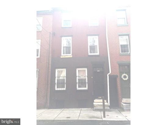 Row/Townhouse, Traditional - PHILADELPHIA, PA (photo 1)