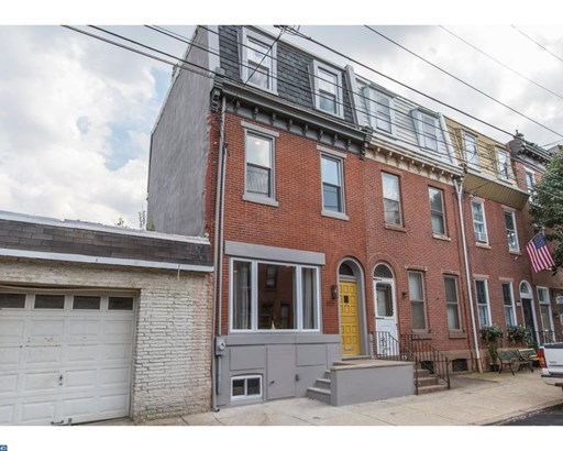 3+Story,Row/Townhous, Colonial,Contemporary - PHILADELPHIA, PA (photo 1)