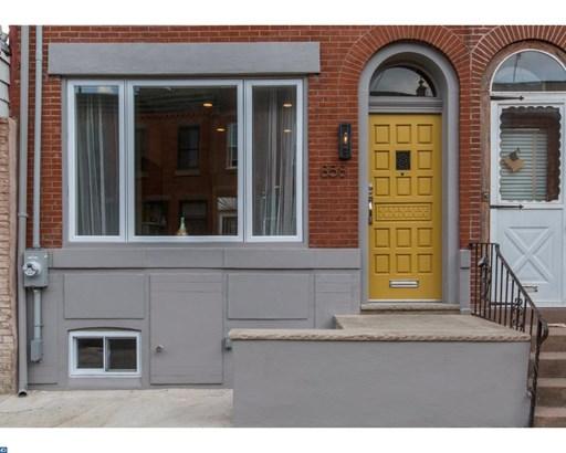 3+Story,Row/Townhous, Colonial,Contemporary - PHILADELPHIA, PA (photo 2)