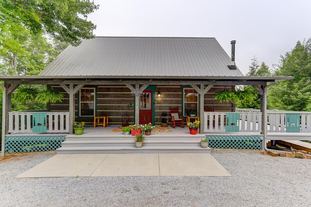 1 1/2 Story,Residential, A-Frame,Cabin,Log - New Tazewell, TN