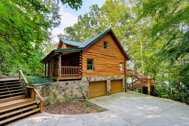 2 Story Basement,Residential, Cabin,Log - Sharps Chapel, TN (photo 3)