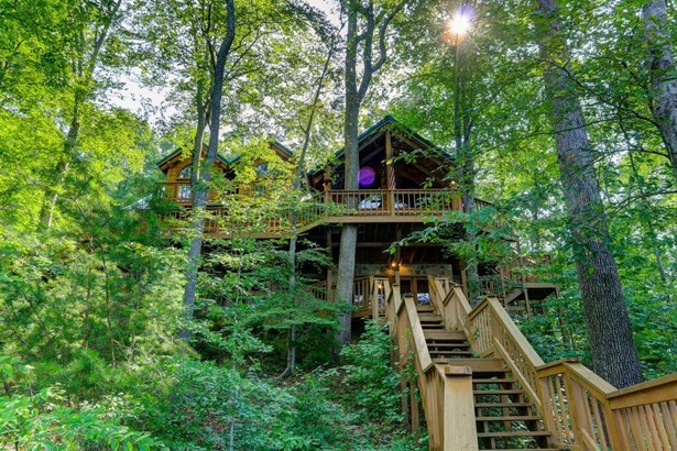 2 Story Basement,Residential, Cabin,Log - Sharps Chapel, TN (photo 4)