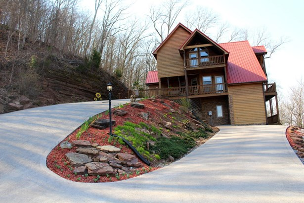 2 Story,Residential, Cabin - Sharps Chapel, TN (photo 3)