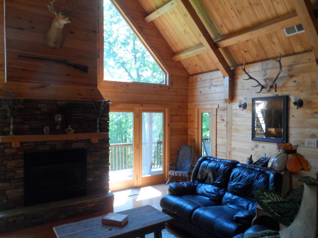 2 1/2 Story,Residential, Cabin,Log - Lafollette, TN (photo 5)
