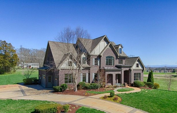 2 Story,Residential, Traditional,Tudor - Knoxville, TN (photo 1)