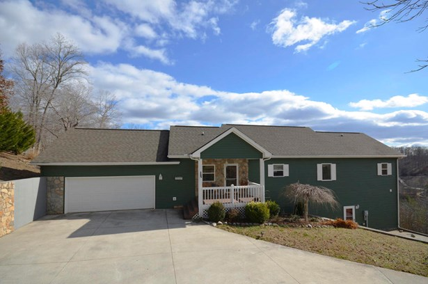 Basement Ranch,Residential, Chalet,Traditional - Lafollette, TN (photo 2)
