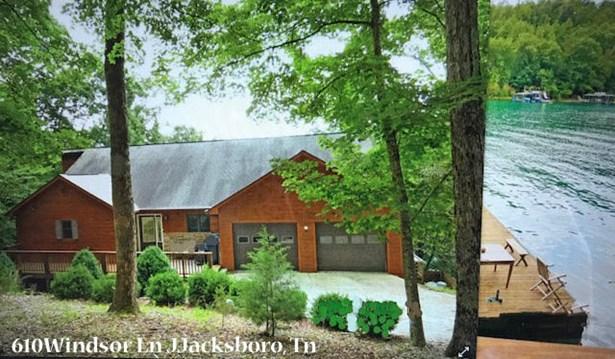 Log, Basement Ranch,Residential - Jacksboro, TN (photo 1)