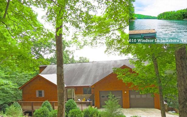Log, Basement Ranch,Residential - Jacksboro, TN (photo 3)