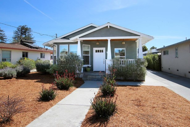Cottage, Detached - SANTA CRUZ, CA