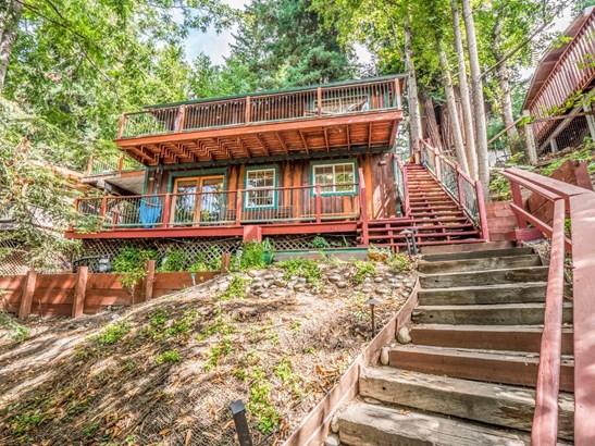 Single Family Home, Cabin,Chalet,Craftsman - FELTON, CA