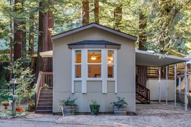 Residential Mobile Home - FELTON, CA (photo 1)