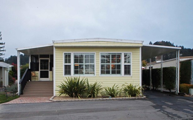 Residential Mobile Home - SCOTTS VALLEY, CA (photo 2)